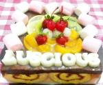 Jual Puding Di Surabaya - 0812 3131 6433 - Puding Tart Roll Cake 2