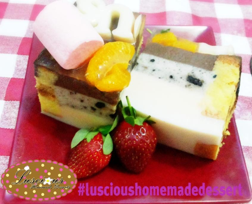 Jual Puding Di Surabaya - 0812 3131 6433 - Puding Tart Roll Cake 4
