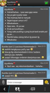 Jual Puding Di Surabaya - 0812 3131 6433 - Puding Testimony 15