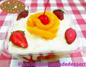 Jual Salad Buah Di Surabaya - 0812 3131 6433 - Salad Buah Yoghurt 1