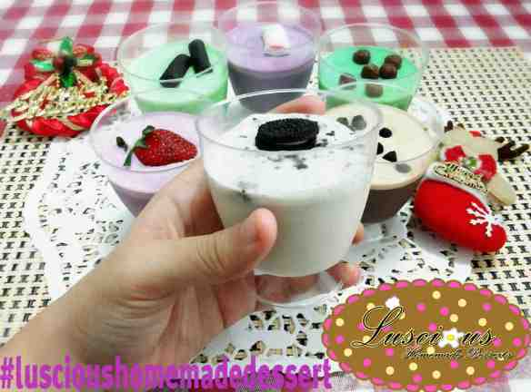Jual Puding Di Surabaya - 0812 3131 6433 - Creamy Soft Pudding 1