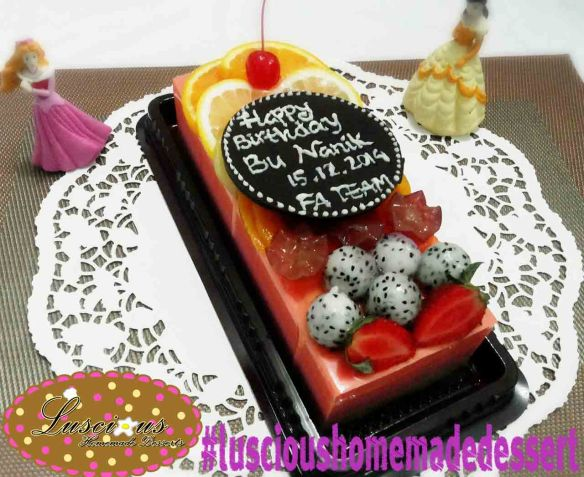 Jual Puding Di Surabaya - 0812 3131 6433 - Kue Ulang Tahun 69
