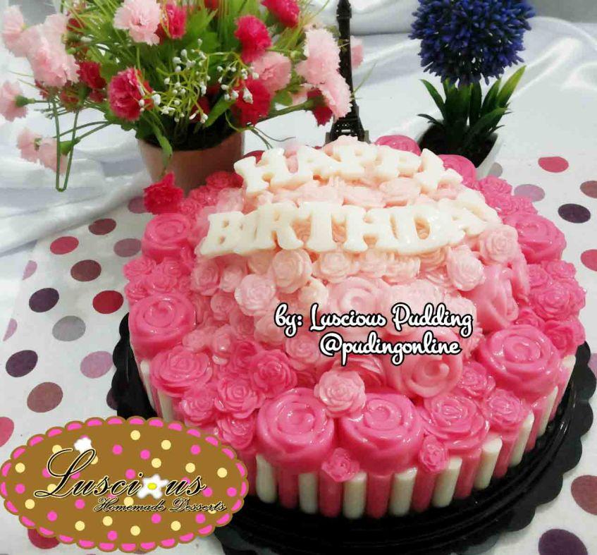 Jual Puding Di Surabaya - 0812 3131 6433 - Puding Tart Ulang Tahun 364