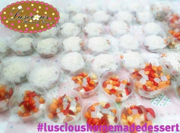 Jual Salad Buah Di Surabaya - 0812 3131 6433 - Salad Buah Yoghurt 2