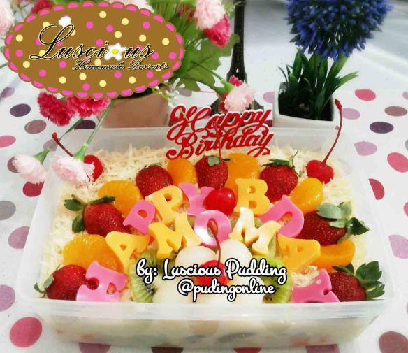 Jual Salad Buah Di Surabaya - 0812 3131 6433 - Salad Buah Yoghurt 21