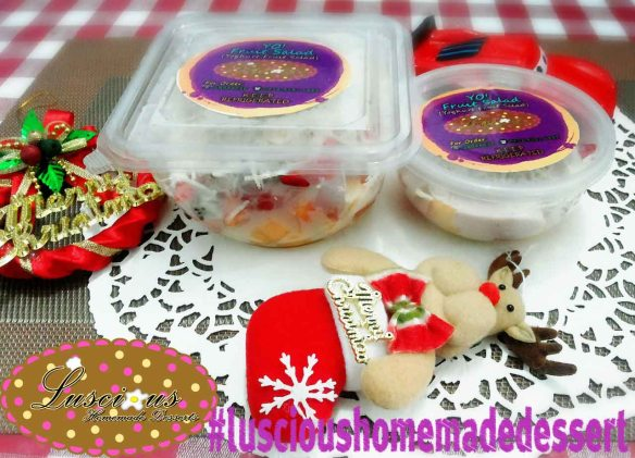 Jual Salad Buah Di Surabaya - 0812 3131 6433 - Salad Buah Yoghurt 4