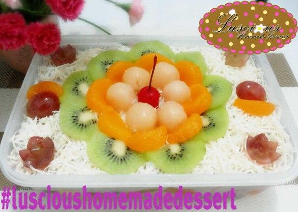 Jual Salad Buah Di Surabaya - 0812 3131 6433 - Salad Buah Yoghurt 8