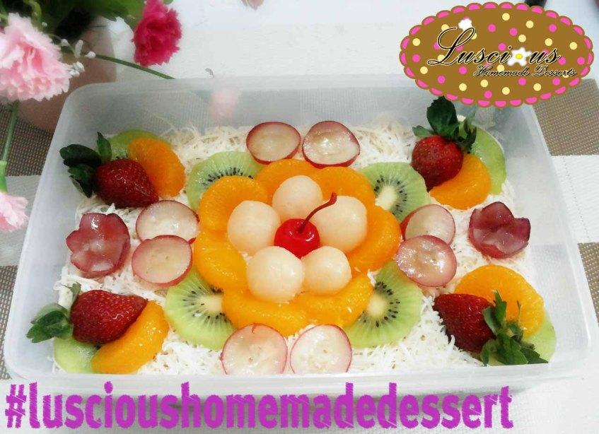 Jual Salad Buah Di Surabaya - 0812 3131 6433 - Salad Buah Yoghurt 9