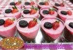 Jual Puding Di Surabaya - 0812 3131 6433 - Puding Cup 16